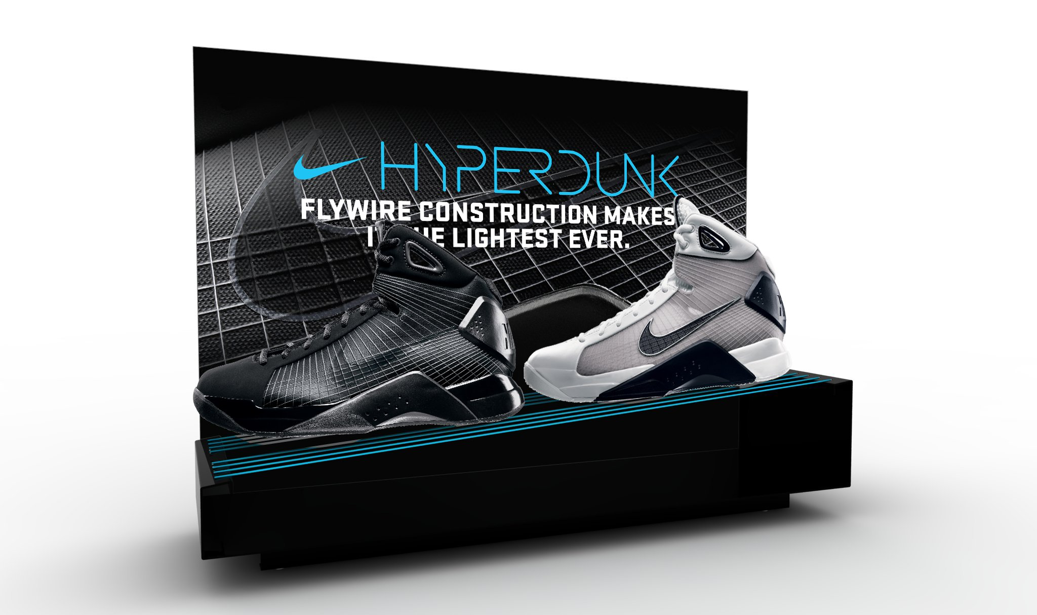 Hyperdunk Shoe Glorifier