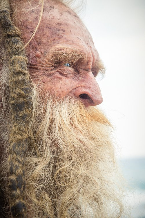 Old Man Ocean by Lindsey Brunsman